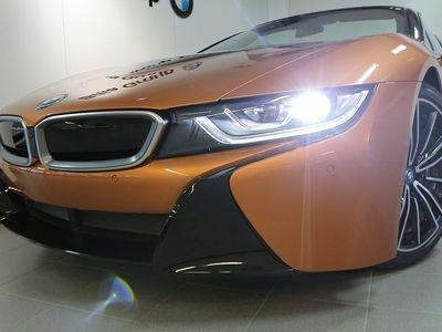 usata BMW i8 Roadster Interior Accaro Laserlight [374Hk]