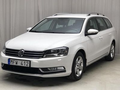 begagnad VW Passat 2.0 TDI BlueMotion Technology Variant