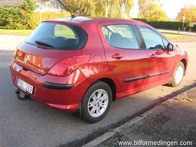 begagnad Peugeot 308 1.6 VTi 5D Drag
