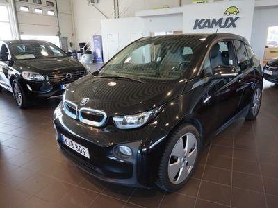 begagnad BMW i3 60 Ah REX Aut Navi (170hk)