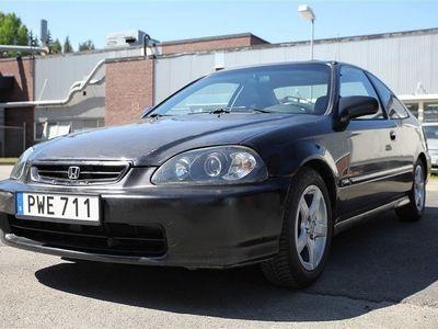 begagnad Honda Civic Coupé 1.6 Automatisk, 125hk
