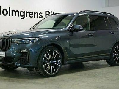 begagnad BMW X7 xDrive40d Ultimate Edt Värmare Laserlight B&W 2021, SUV Pris 1 149 800 kr