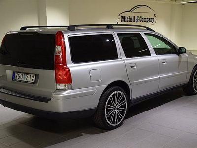 begagnad Volvo V70 2.4 AUT KOMBI ACC 140HK