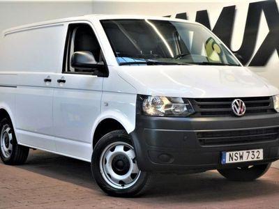 begagnad VW Transporter 2.0 TDI 4M | D-Värme | Drag | S&V-Hjul 2015, Transportbil 199 800 kr