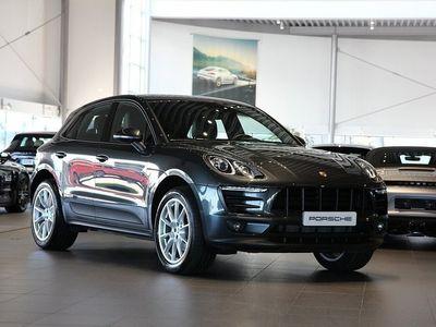 gebraucht Porsche Macan 20 tum, Dragkrok -18