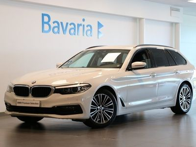 begagnad BMW 530 i xDrive Touring Sport Line Aut Nypris 618.400:-