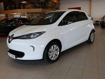 brugt Renault Zoe R240 22 kWh Single Speed 88hk