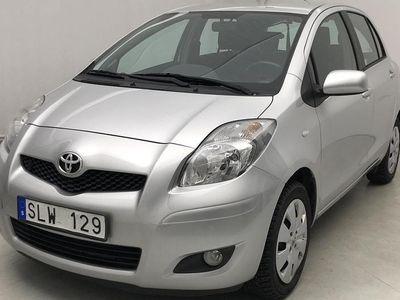 begagnad Toyota Yaris 1.0 5dr