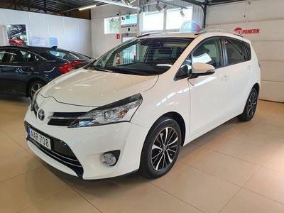begagnad Toyota Verso-S 1.8 VVT-i 7-sits CVT