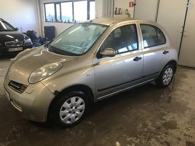 gebraucht Nissan Micra 5-dörrar 1.2 65hk 18000 mil -03