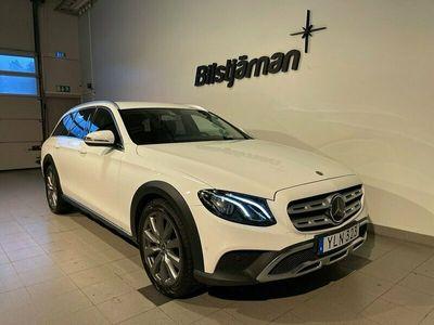 begagnad Mercedes E220 All-T d 4M 4MATIC 9G-Tronic Euro 6 194hk
