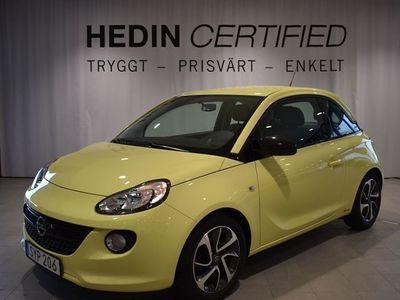 begagnad Opel Adam 1.4 ecoFLEX Aut Stjärntak 87hk