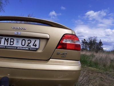 begagnad Volvo S40