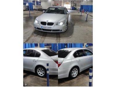 begagnad BMW 520 d