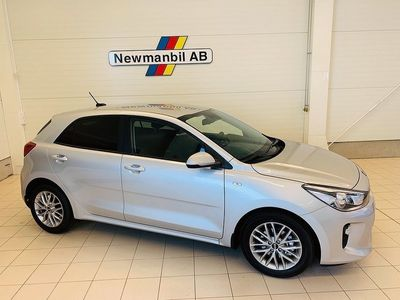 begagnad Kia Rio Aut 120 Hk Advance plus