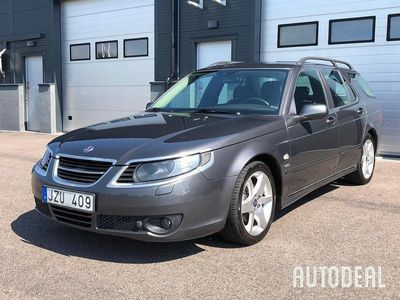 begagnad Saab 9-5 2.0 T BioPower/ Griffin/ Ny Bes