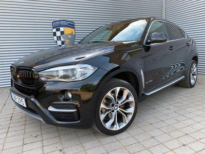 begagnad BMW X6 XDRIVE30D
