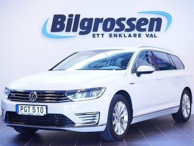 begagnad VW Passat GTE Plug in Navi Drag LED B