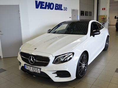 brugt Mercedes 300 E-KLASSCoupé AMG Sky // Vinter pkt // Night pkt