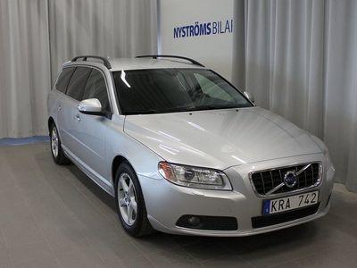 begagnad Volvo V70 1.6D DRIVe Momentum 109hk DVD+Skärmar