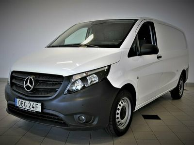 begagnad Mercedes Vito 116 d 7G-Tronic Plus Euro 6 163hk