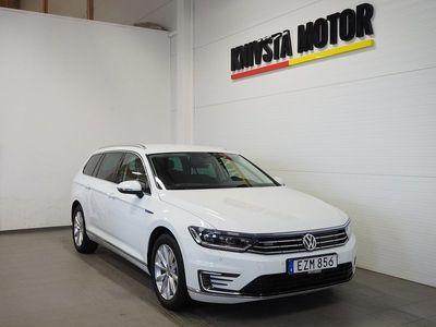 begagnad VW Passat GTE Executive Business Aut Drag, Backkamera 2017, Personbil 234 900 kr
