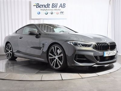 begagnad BMW M850 i xDrive Coupe / Laser / Carbon -19