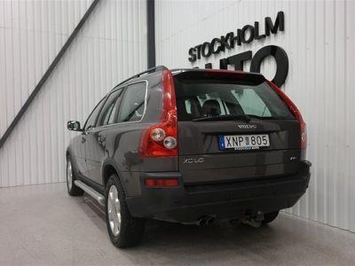 begagnad Volvo XC90 V8 Summum 7-Sits Sv-Såld