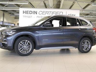 begagnad BMW X1 xDrive20d X-line Aut Drag V-hjul