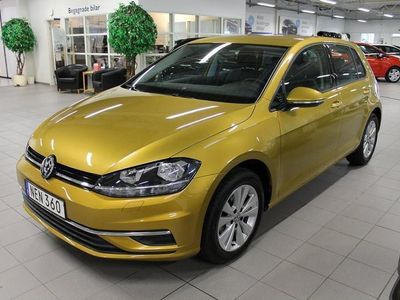 begagnad VW Golf 5-dörrar 1.0 TSI BlueMotion Euro 6 110hk Hal