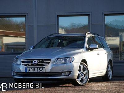 begagnad Volvo V70 D4 181hk AWD Momentum Aut Värmare Drag VOC