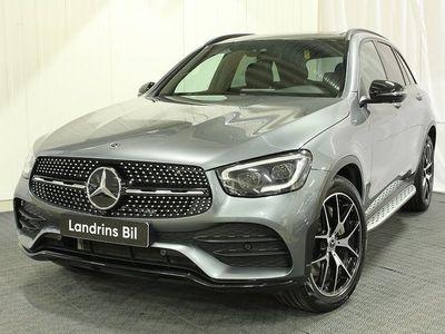 begagnad Mercedes GLC220 d 4MATIC AMG line Värmare