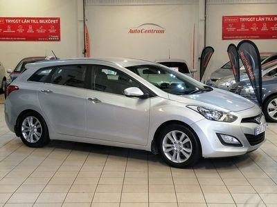 begagnad Hyundai i30 cw 1.6 GDI 135hk Drag 0:- KR Kontantinsats