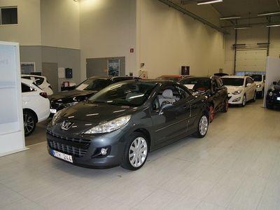 begagnad Peugeot 207 CC 1.6 VTi Sport 120hk