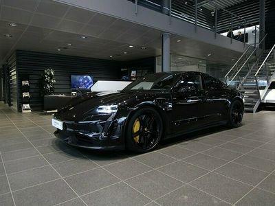 begagnad Porsche Taycan Turbo S