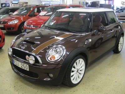 used Mini Cooper S Mayfair Jubileumsmodell 50 år -10
