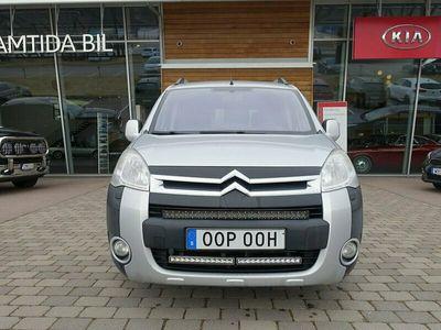 begagnad Citroën Berlingo Multispace 1.6 HDi 75hk Vinterhjul-Dragkrok-Kamrem byt !!1