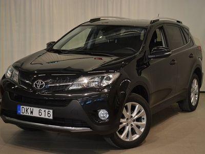 begagnad Toyota RAV4 2.0 4x4 Aut Active Style 2013, SUV 178 500 kr