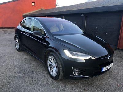 begagnad Tesla Model X 100D 100 kWh AWD Single