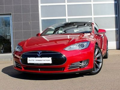 gebraucht Tesla Model S P90 D 700 Hk Svensksåld
