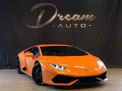 begagnad Lamborghini Huracán Huracán5.2 V10 610hk