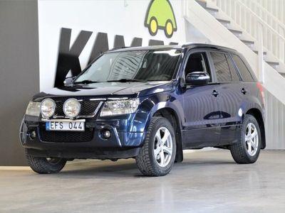 begagnad Suzuki Grand Vitara 2.4 4WD AUT | HEMLEVERANS