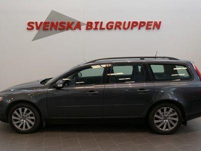 used Volvo V70 2.5T FFV Kinetic 200hk Aut Aux S+V-hjul Lm