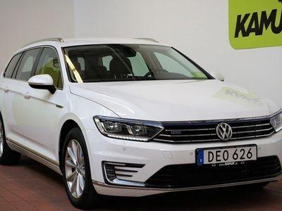 begagnad VW Passat GTE 1.4 TSI Plug-in hybrid Drag S&V-hjul