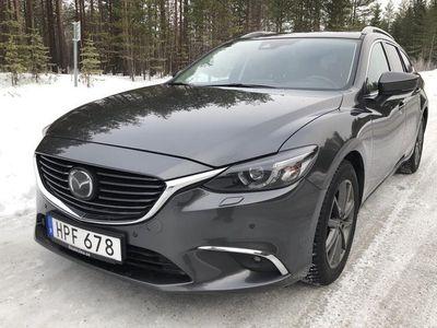 begagnad Mazda 6 62.2 DE Kombi AWD 2018, Personbil 227 000 kr