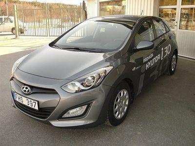 begagnad Hyundai i30 5d 1.6 GDI M6 Select -12