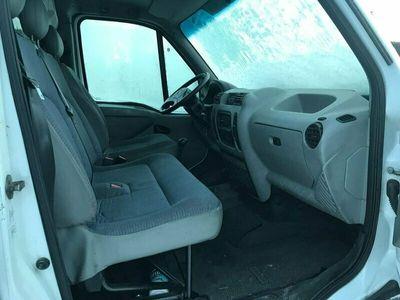 begagnad Nissan Interstar L2H2 2,