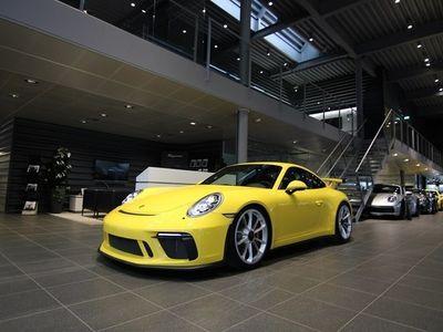 begagnad Porsche 911 GT3 911Sportkupé