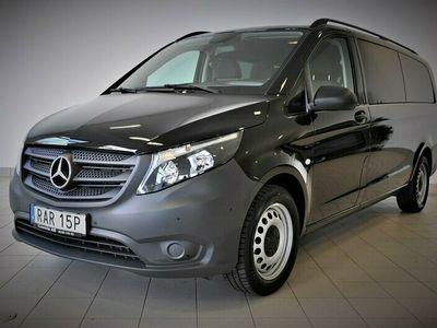 begagnad Mercedes Vito Tourer 116 CDI XL 9G-Tronic Euro 6 9-sits