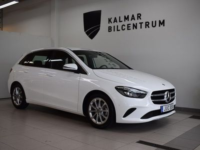begagnad Mercedes B180 7G-DCT Euro 6 136hk